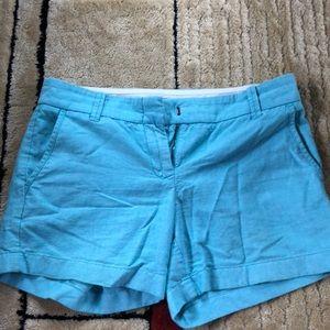 J Crew Shorts Blue Size 2